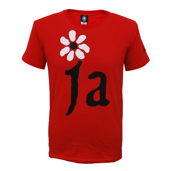 Buy Online James - Mens Red James All Around T-Shirt
