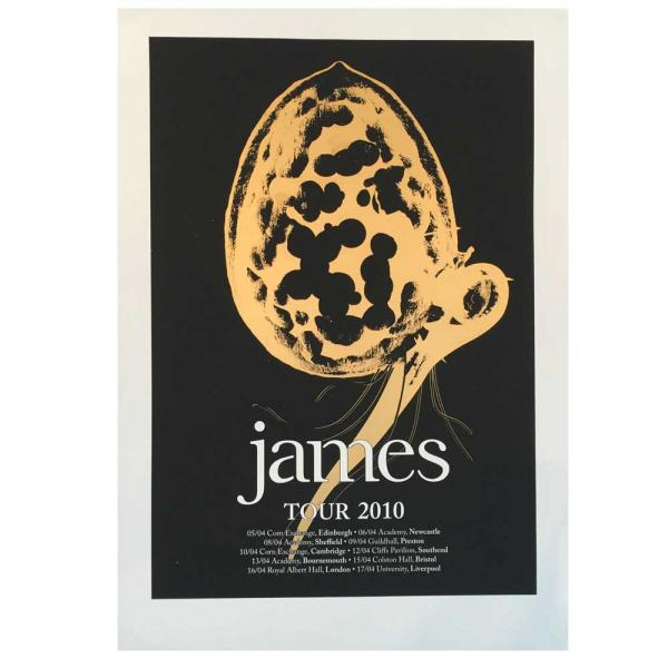 Buy Online James - Seedling Screen Print Poster