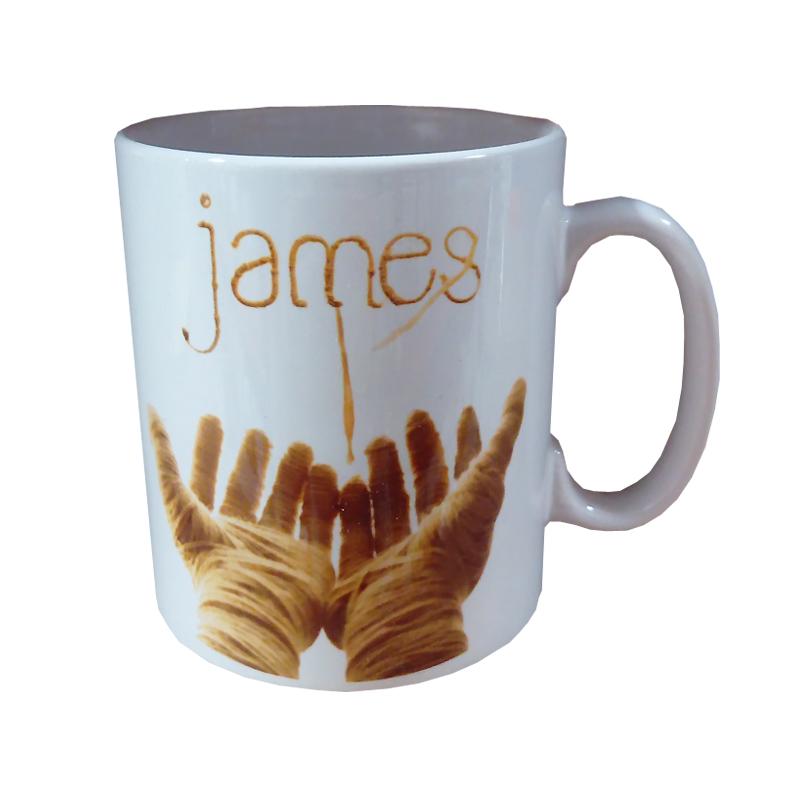 Buy Online James - Hands Mug