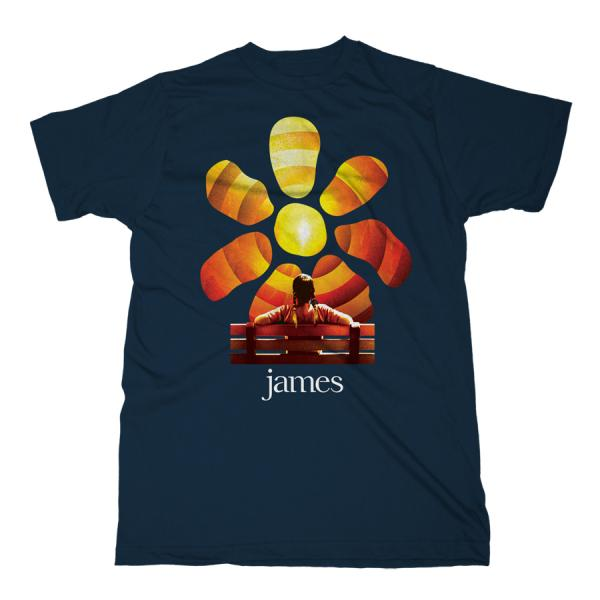 Buy Online James - Girl At The End Of The World T-Shirt