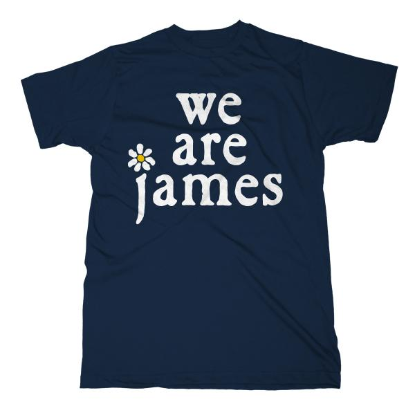 Buy Online James - We Are James T-Shirt