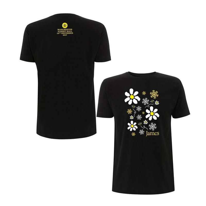 Buy Online James - Albert Hall 2017 T-Shirt