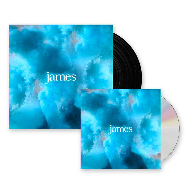 Buy Online James - Better Than That CD + Vinyl EP