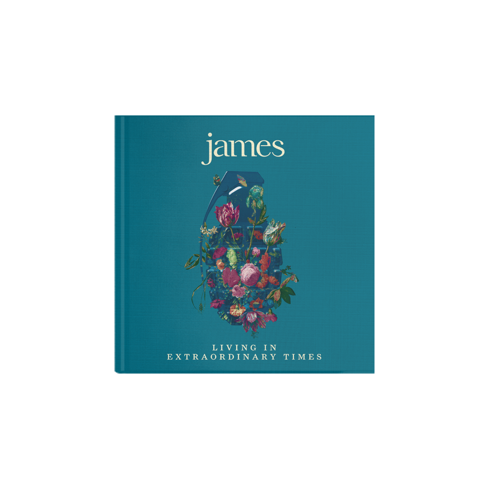 Buy Online James - Living In Extraordinary Times Deluxe