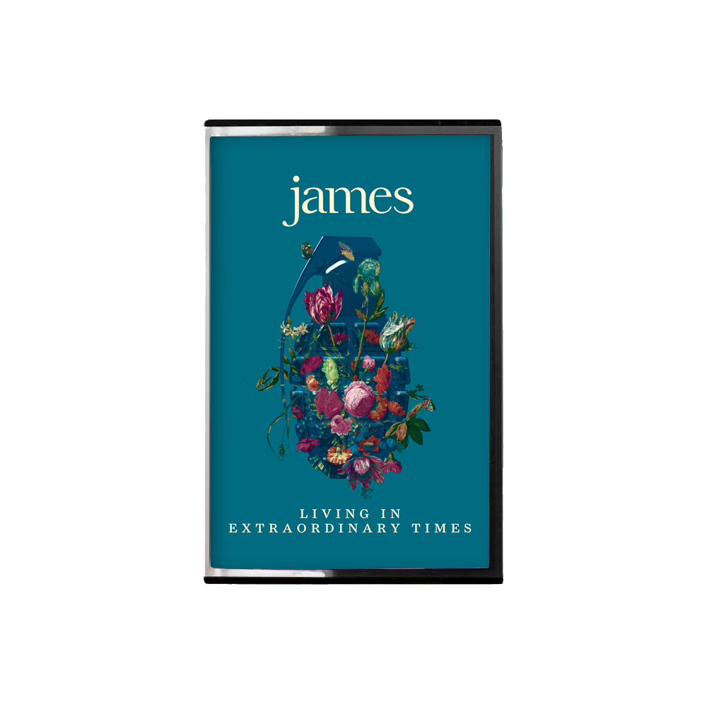 Buy Online James - Living In Extraordinary Times Cassette