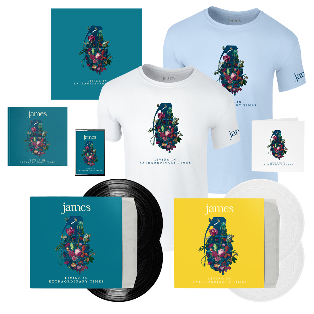 Buy Online James - Super Deluxe Father's Day Bundle