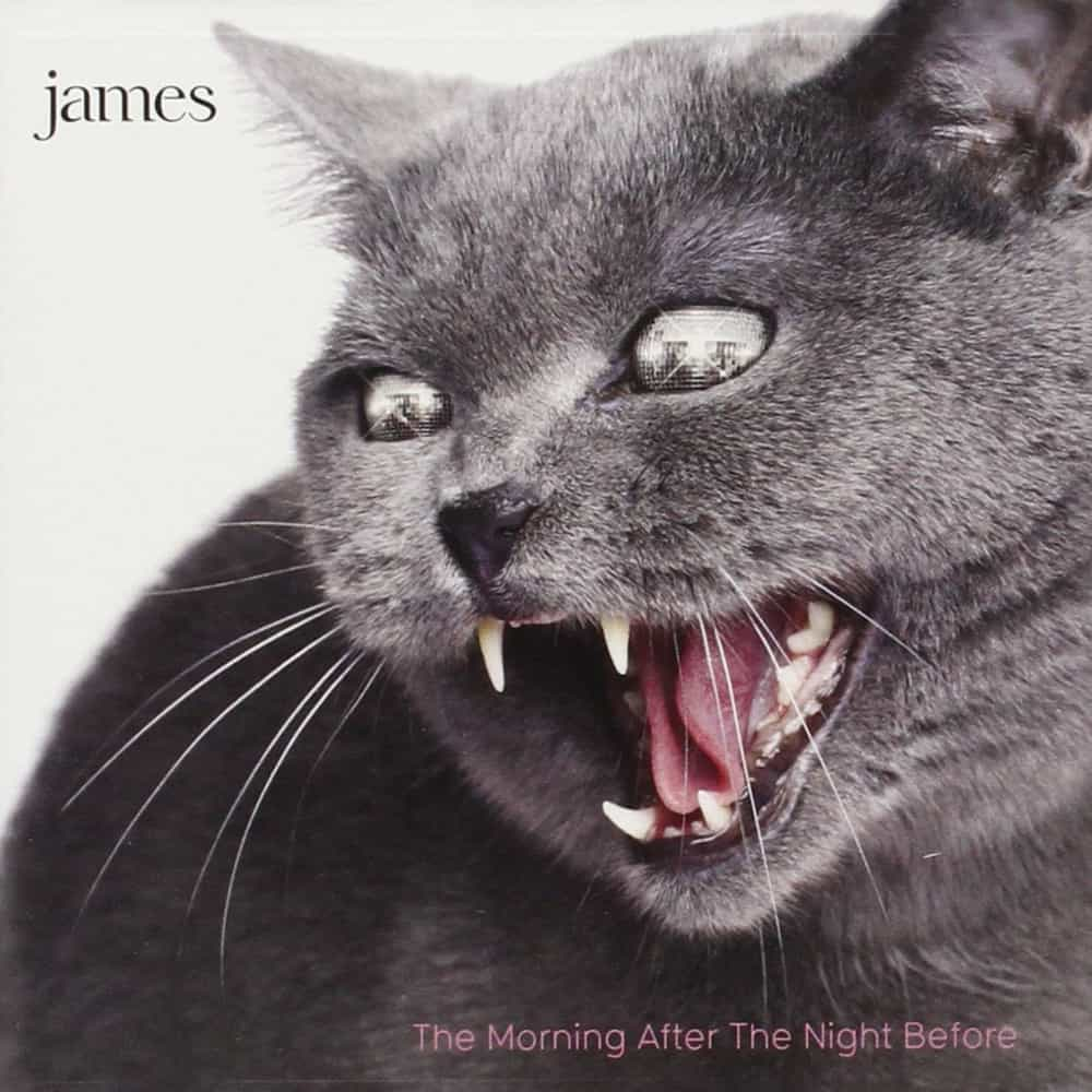 Buy Online James - The Morning After The Night Before