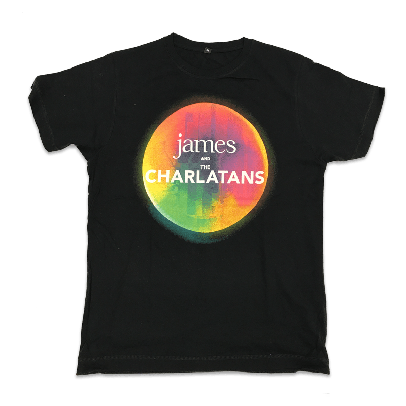 Buy Online James - Liverpool Echo Arena Tour T-Shirt