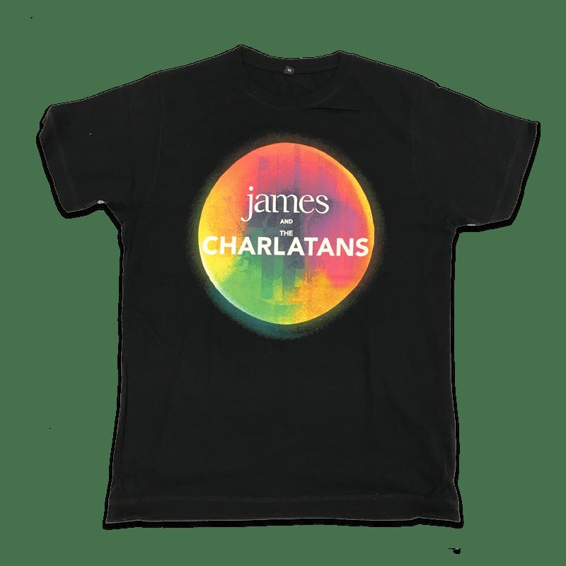 Buy Online James - Liverpool Echo Arena Tour T-Shirt