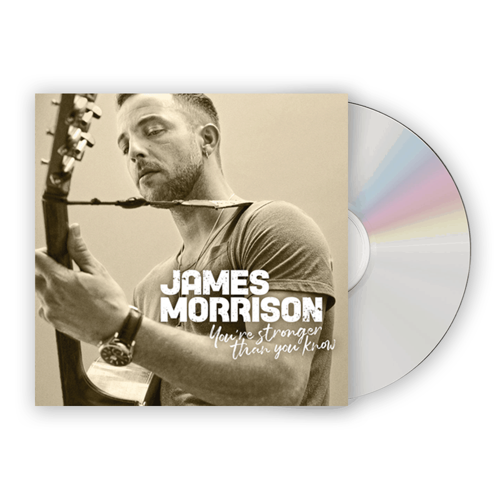 Buy Online James Morrison - You're Stronger Than You Know