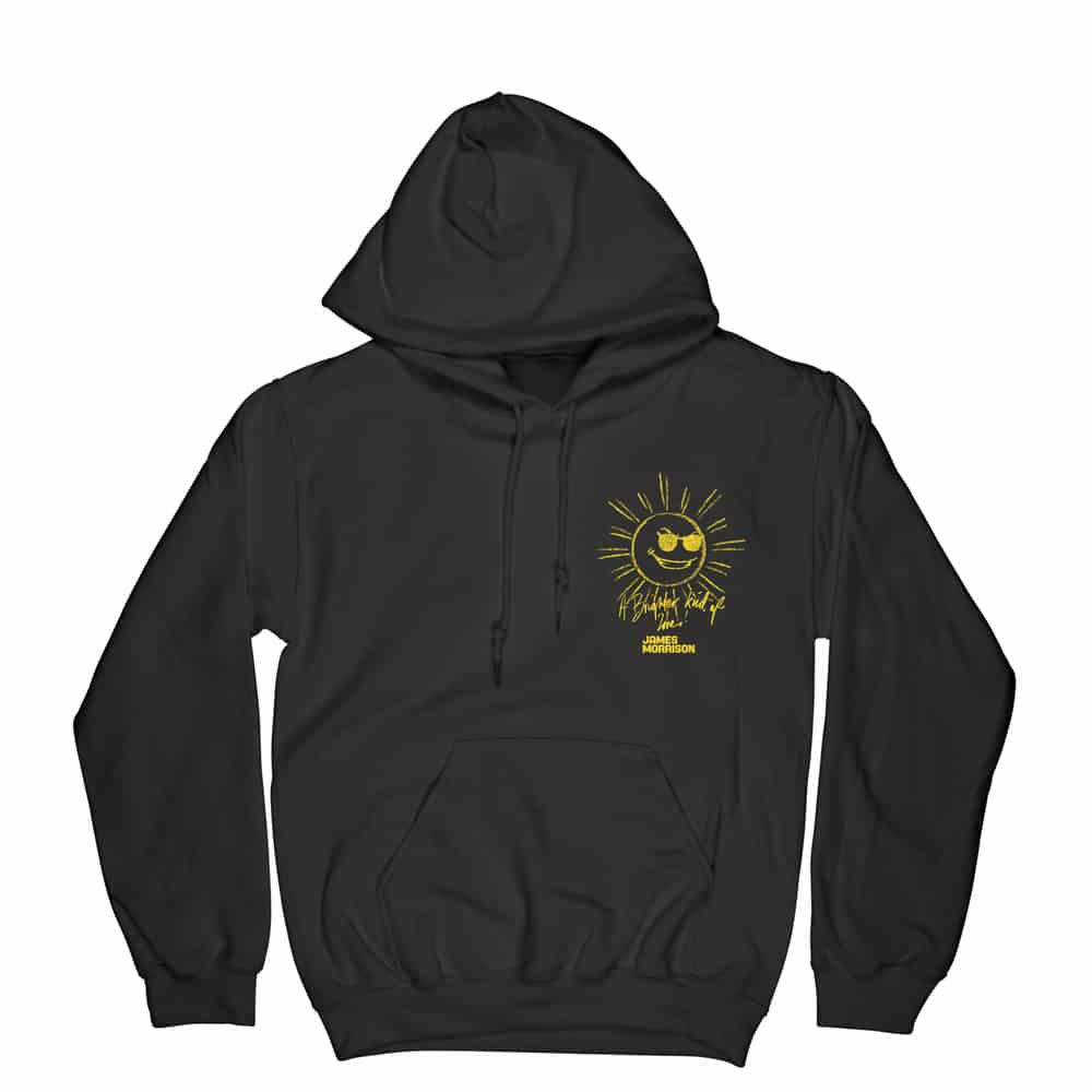 Buy Online James Morrison - Pocket Hoody