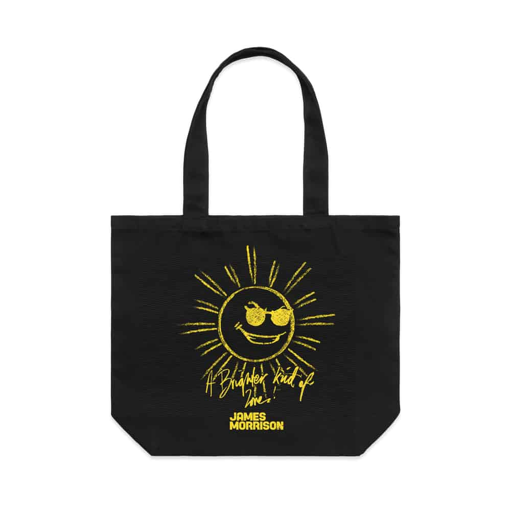 Buy Online James Morrison - Sun Tote Bag