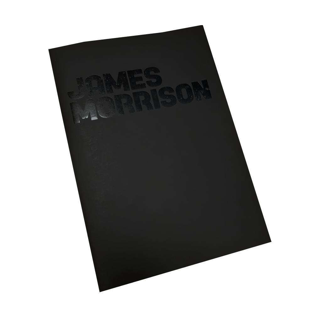 Buy Online James Morrison - Handwritten Lyric Book