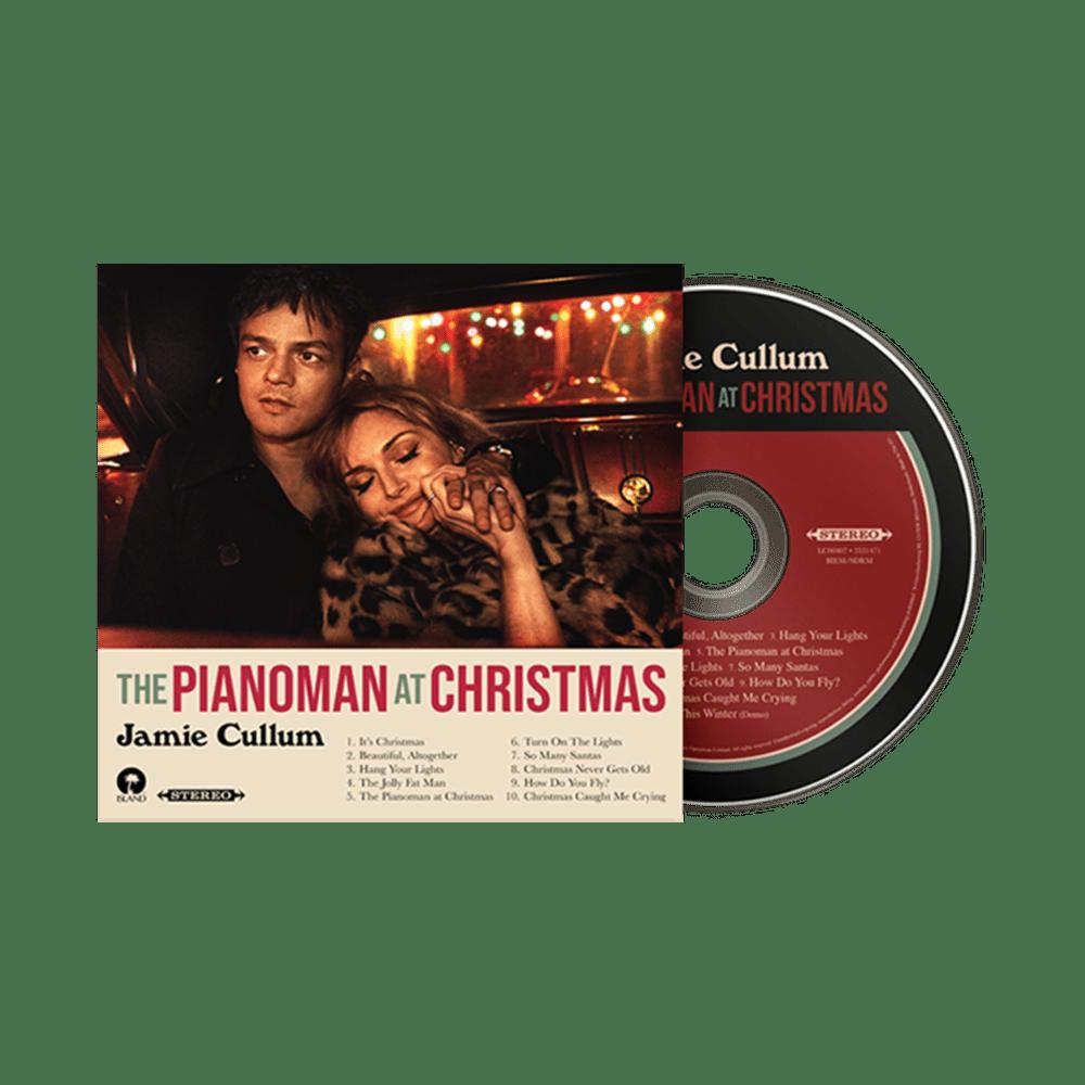 Buy Online Jamie Cullum - Pianoman At Christmas