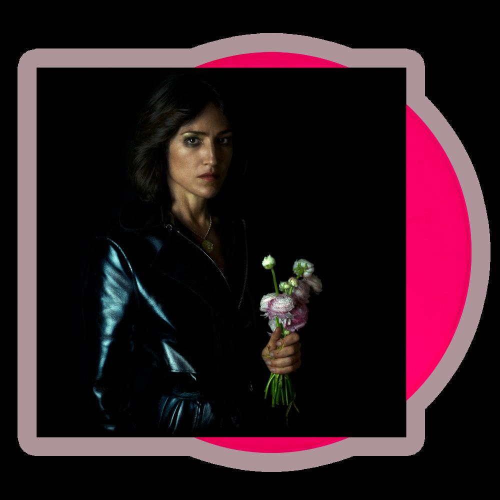 Buy Online Joan As Police Woman - Damned Devotion Heavyweight Vinyl LP (Ltd Edition Pink Vinyl) (w/ Download Card)