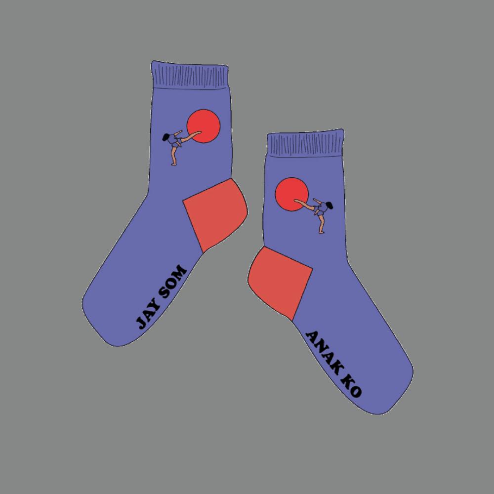 Buy Online Jay Som - Socks