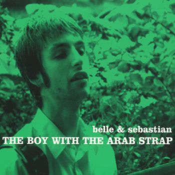 Belle and Sebastian - The Boy With The Arab Strap CD Album