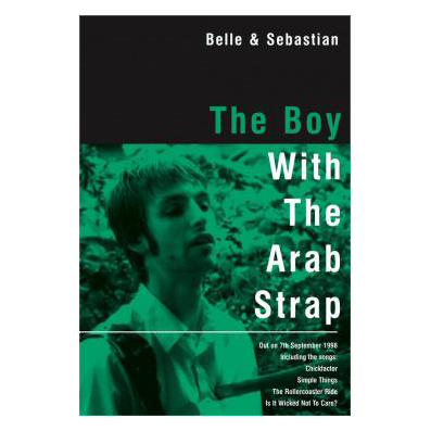 Belle and Sebastian - The Boy With The Arab Strap 150 x 100cm Poster