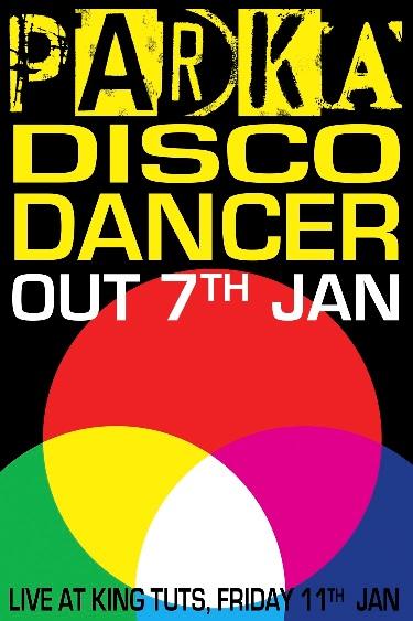 Buy Online Parka - 'Disco Dancer' 70 x 50cm Poster