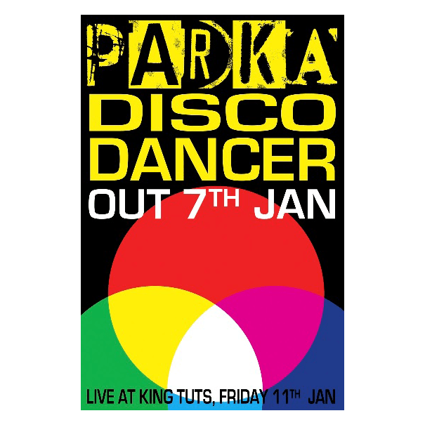 Buy Online Parka - 'Disco Dancer' 70 x 50cm Poster