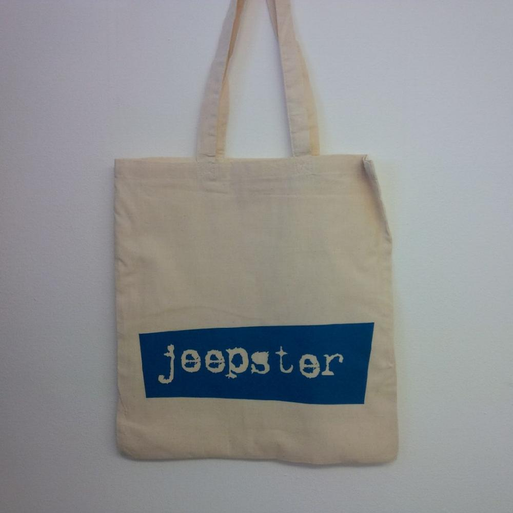 Jeepster - Jeepster Tote Bag