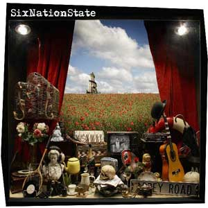 SixNationState - SixNationState CD Album