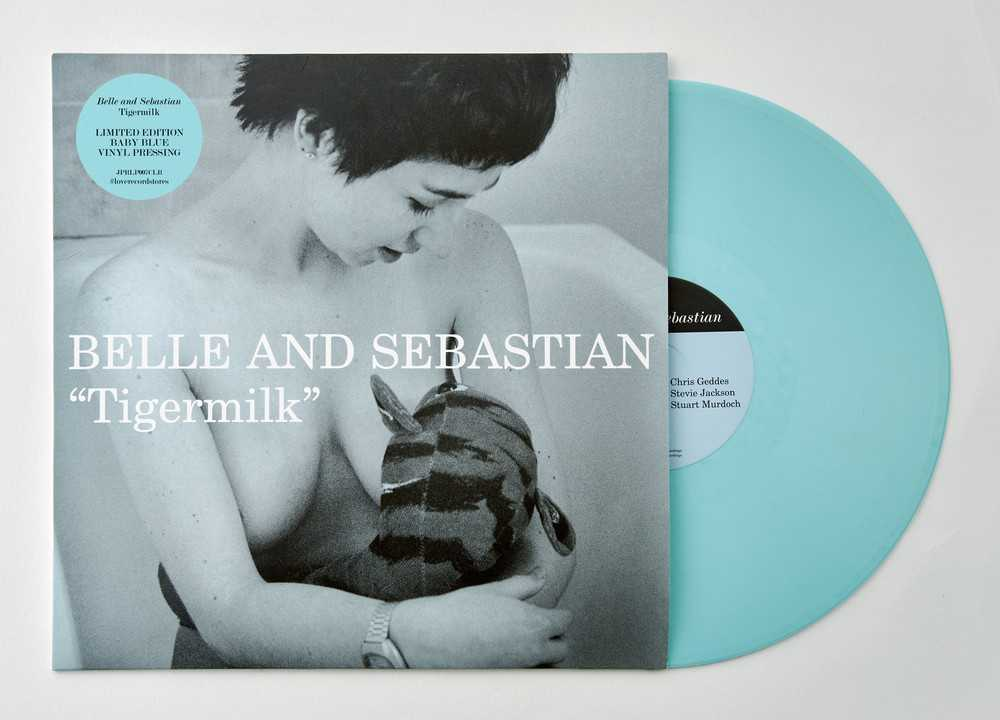 Belle and Sebastian - Tigermilk Limited Edition Baby Blue Vinyl
