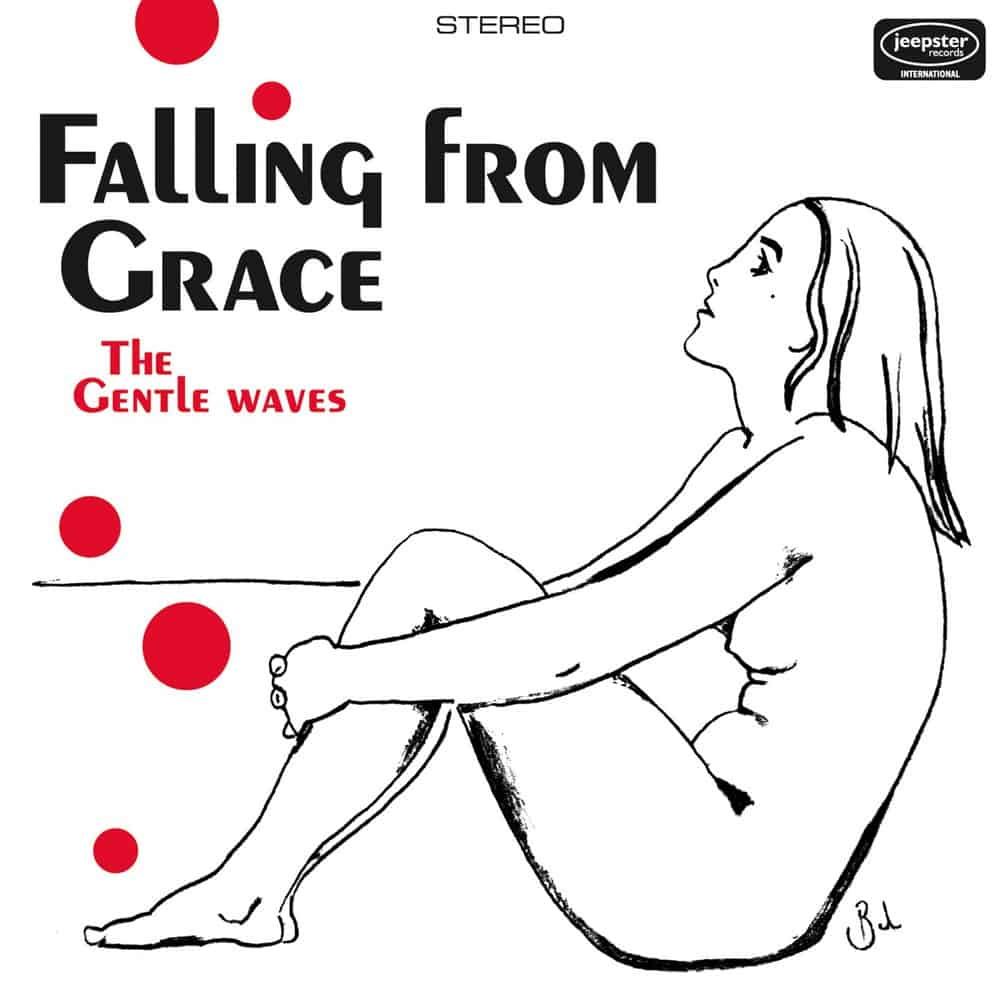 "The Gentle Waves - Falling From Grace 12"" EP"