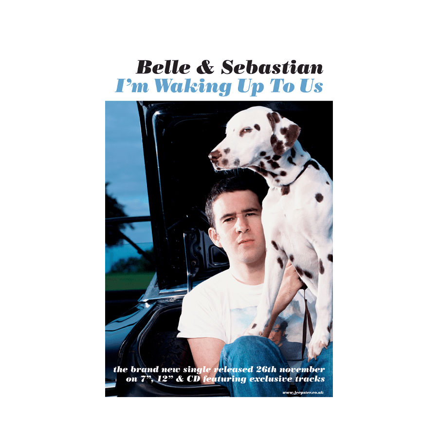 Buy Online Belle and Sebastian - I'm Waking Up To Us 70 x 50 cm Poster