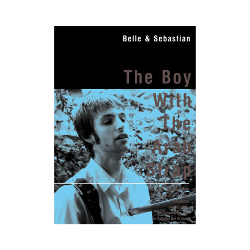 The Boy With The Arab Strap 70 x 50cm Poster