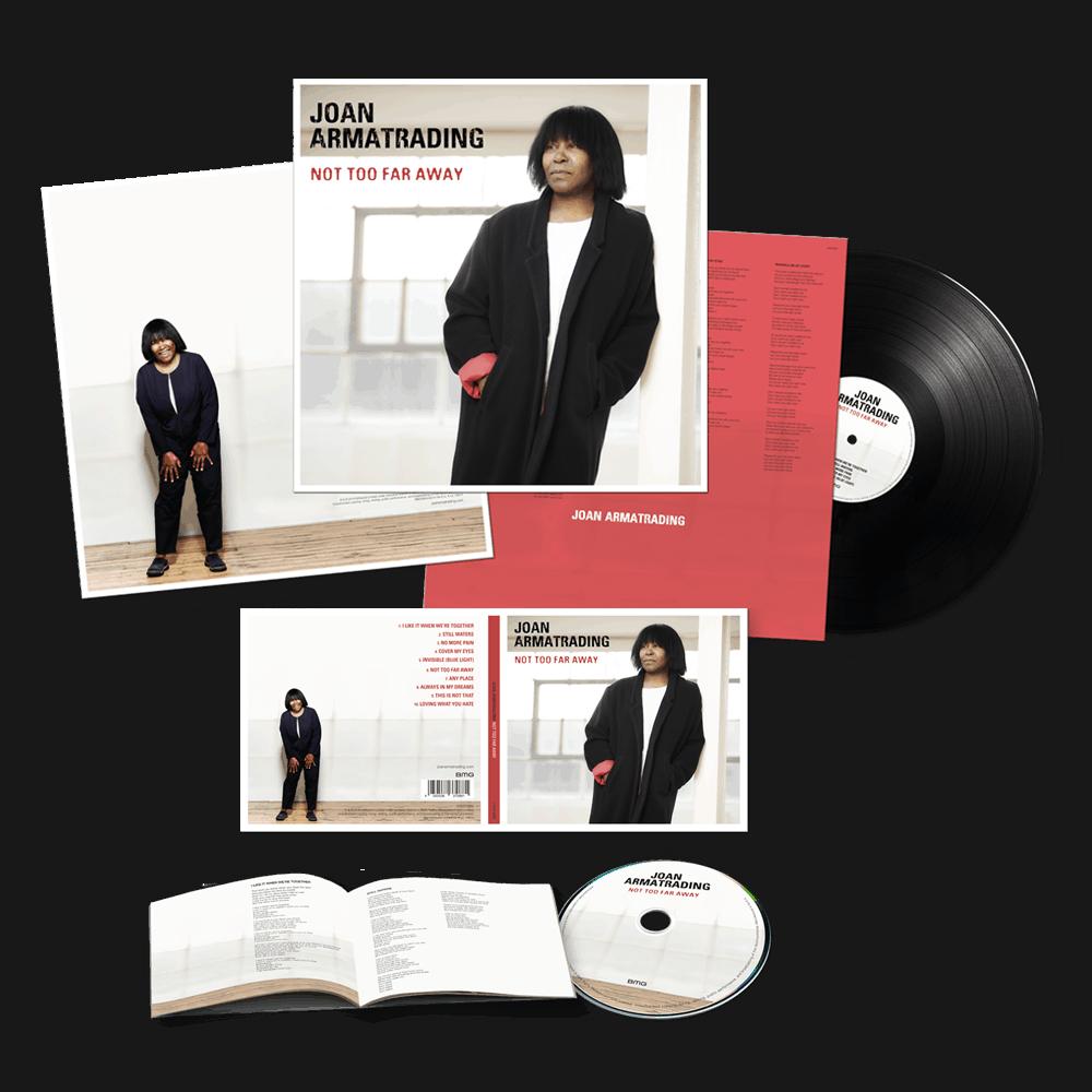 Buy Online Joan Armatrading - Not Too Far Away Special Album Bundle