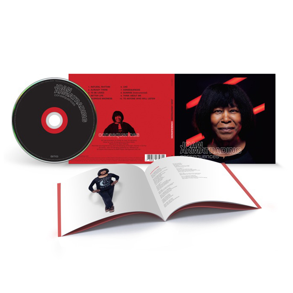 Buy Online Joan Armatrading - Consequences CD