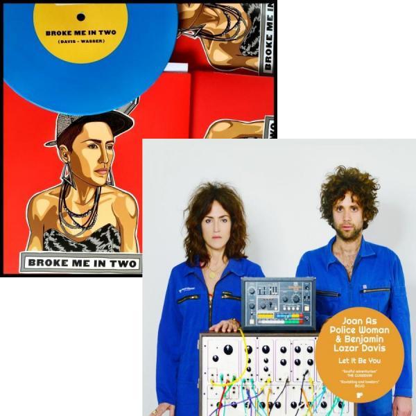 LP, CD & 7 Signed Inch Bundle