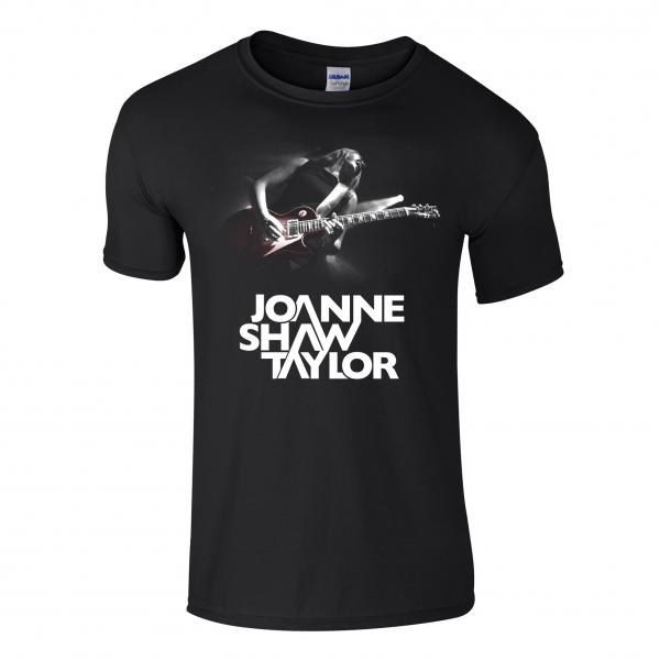 Buy Online Joanne Shaw Taylor - Black Guitar T-Shirt
