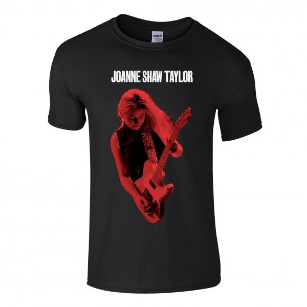 Buy Online Joanne Shaw Taylor - Red Photo T-Shirt