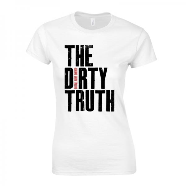 Buy Online Joanne Shaw Taylor - Ladies The Dirty Truth T-Shirt