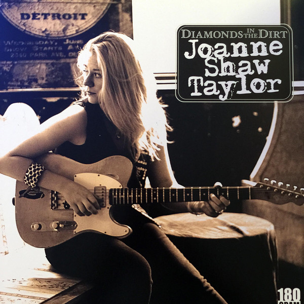 Buy Online Joanne Shaw Taylor - Diamonds In The Dirt CD Album