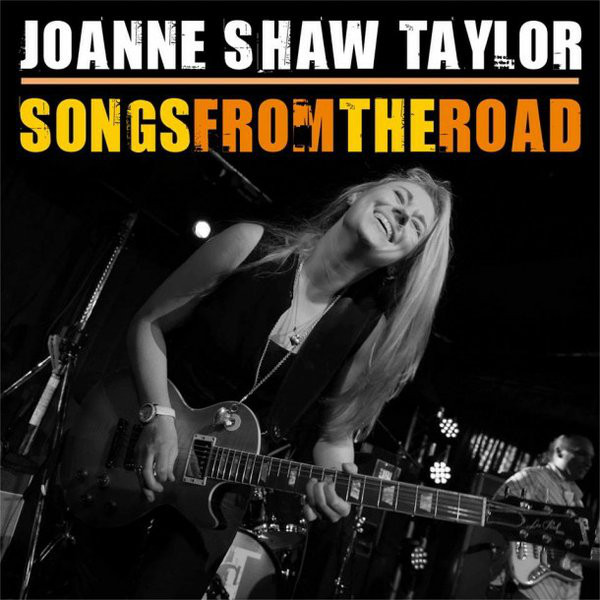 Buy Online Joanne Shaw Taylor - Songs From The Road CD