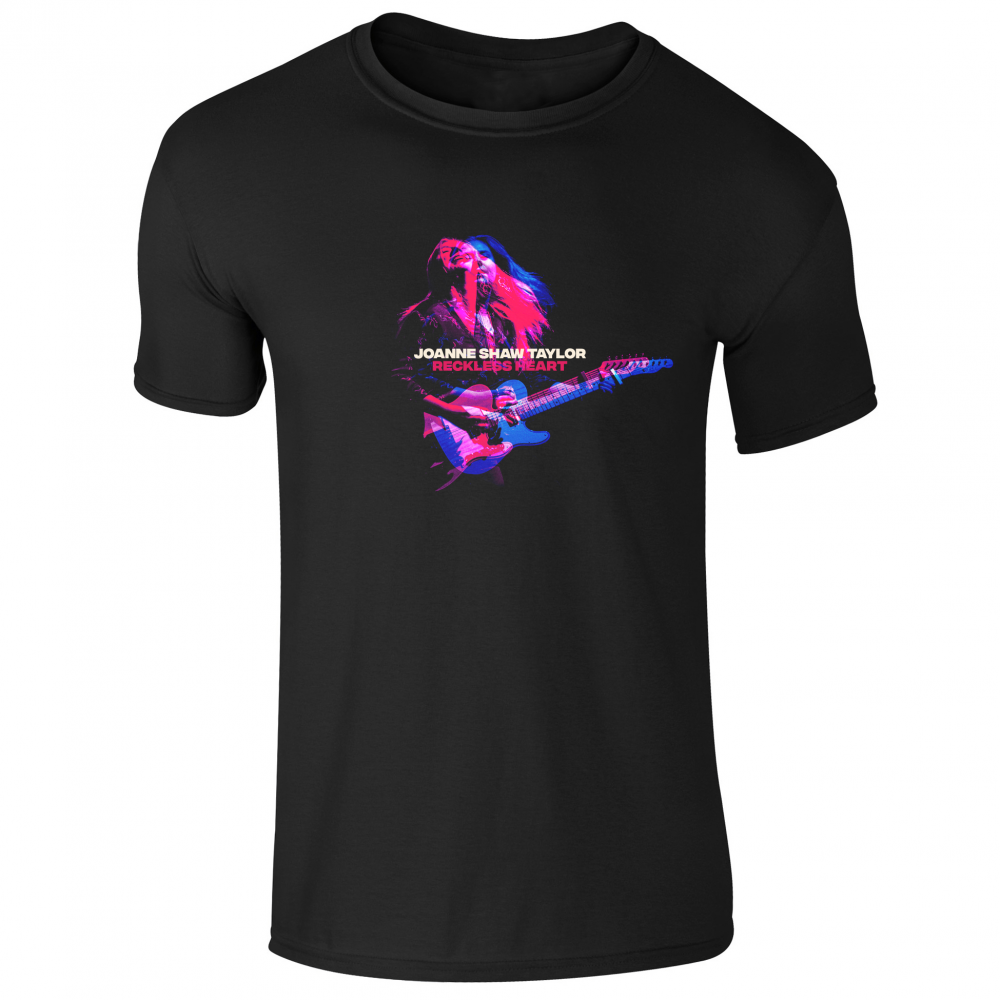 Buy Online Joanne Shaw Taylor - Reckless Heart T-Shirt