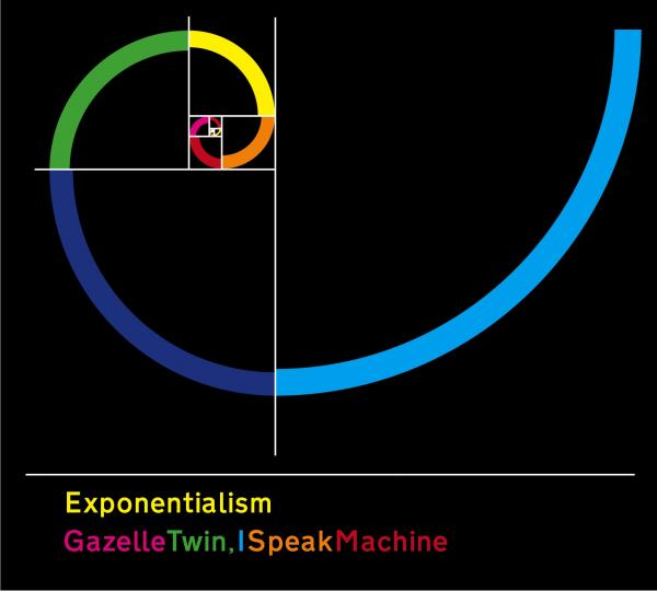 Buy Online Gazelle Twin/I Speak Machine - Exponentialism (Limited Edition)