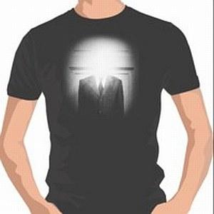 Buy Online John Foxx - Quiet Man t-shirt (Grey)