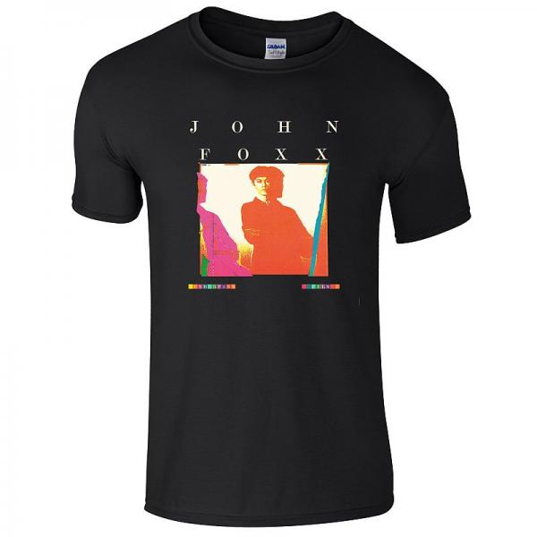 Buy Online John Foxx - Underpass Black T-Shirt
