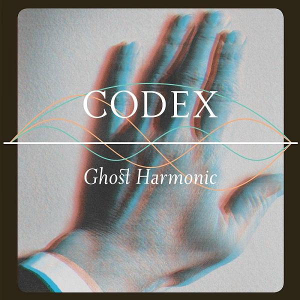Buy Online Ghost Harmonic - Codex (Limited Edition Hardback Book)