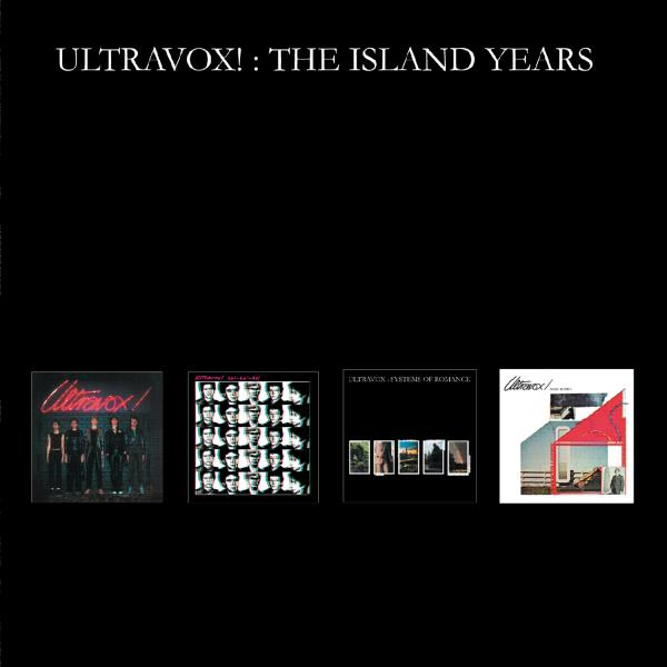 Buy Online Ultravox - The Island Years (4CD Set)