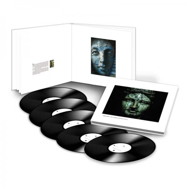 The Complete Cathedral Oceans Vinyl Set (Exclusive 12x12 print)