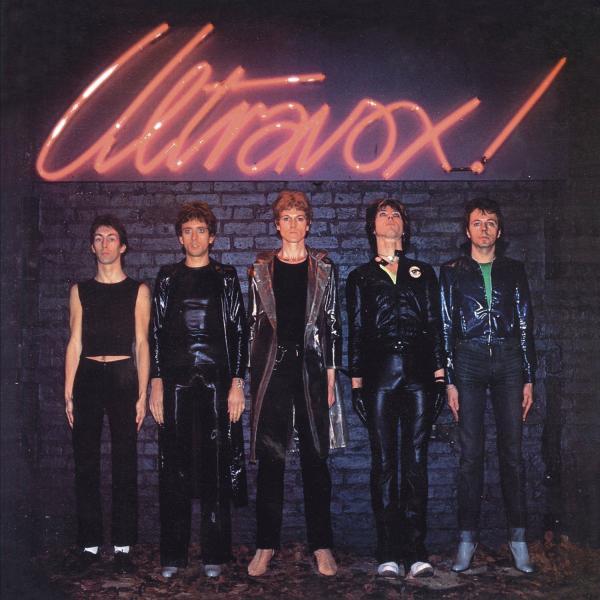 Buy Online Ultravox - Ultravox (Red Vinyl)