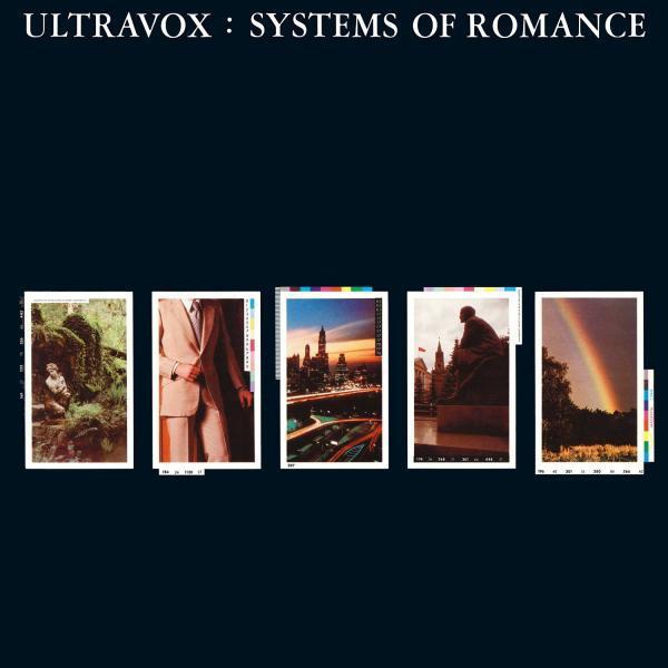 Buy Online Ultravox - Systems of Romance (White Vinyl)
