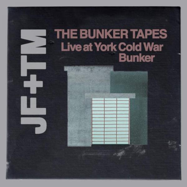 Buy Online John Foxx & The Maths - The Bunker Tapes (Live at York Cold War Bunker)