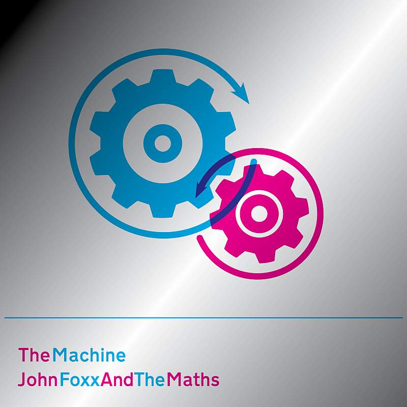 Buy Online John Foxx & The Maths - The Machine Limited Vinyl