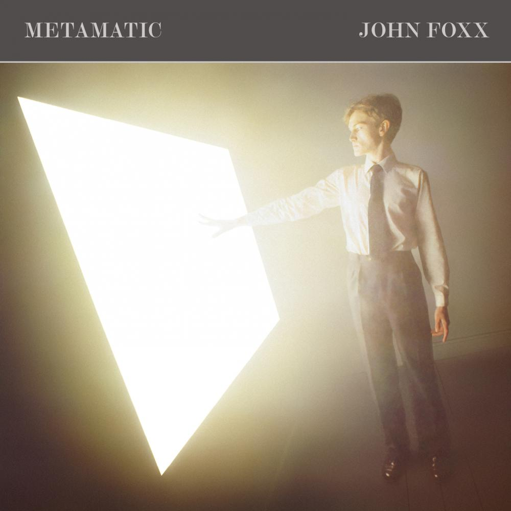 Buy Online John Foxx - Metamatic 3CD Deluxe Edition